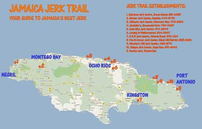 Jamaica Travel News Jamaica Launches Culinary Jerk Trail