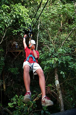Canopy Tour, Montego Bay Jamaica: PART 1 of 2 - YouTube