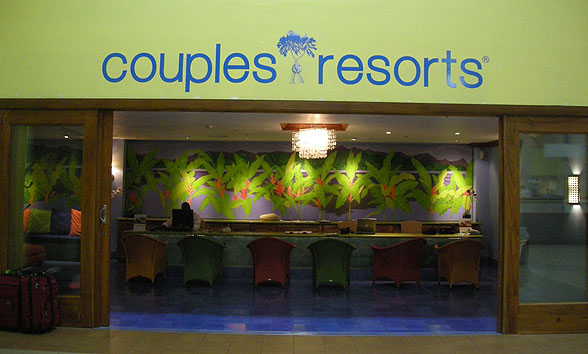 Couples Resorts Airport Arrival Lounge Jamaicatripper
